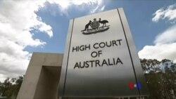 澳大利亞副總理因雙重國籍喪失議員資格