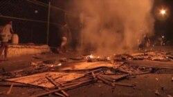 Morte de dançarino da Globo culmina em protestos violentos no Brasil