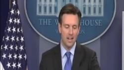 白宮:軍艦駛入爭議島礁12海里不是挑釁行為