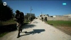 Контрнаступление сирийских повстанцев в Идлибе
