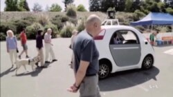 Google Unveils Concept Self-Driving Car
