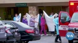 VOA英语视频: 白宫欲推多项短期措施应对新冠病毒对经济的影响