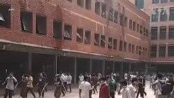 ԱՌԱՆՑ ՄԵԿՆԱԲԱՆՈՒԹՅԱՆ. Բանգլադեշցի ուսանողների բողոքի ցույցերը շարունակվում են