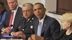 اوباما خواستار تخصیص بودجه برای بهبود وضع پلیس آمریکا شد
