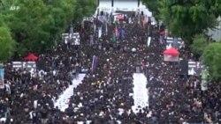 Hong Kong: les étudiants défient Pékin et boycottent les cours