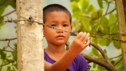 ชะตากรรมผู้ลี้ภัยชาวกระเหรี่ยงในค่ายผู้อพยพชายแดนไทย-พม่า