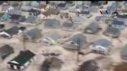 Սանդի փոթորիկը երկրագնդի տաքացման հետեւանքներից է