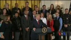 Трамп оголосив надзвичайну ситуацію у сфері охорони здоров'я через кризу із опіоїдною залежністю населення. Відео
