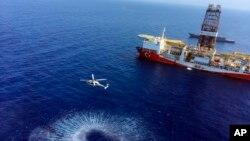 Rum basını, Türk sondaj gemisi Fatih'in Kıbrıs açıklarında 170 milyar metreküp doğalgaz rezervi bulduğunu iddia etmişti