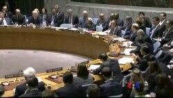 聯合國安理會強烈譴責北韓發射導彈