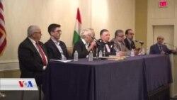 Li Washingtonê Panela Ser Referanduma Herêma Kurdistanê Hat Encamdan