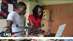 Une académie de drone au Malawi