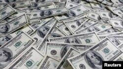 미국 달러.