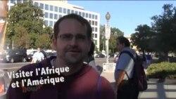 On dit quoi : Où aimeriez-aller si vous vous rendiez aux Etats-Unis ou en Afrique ?