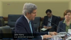 Kerry to London for Talks with Lavrov on Ukraine