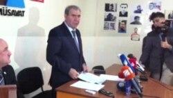 Cəmil Həsənli:Bu Azərbaycan xalqına qarşı törədilmiş ən böyük cinayətdir