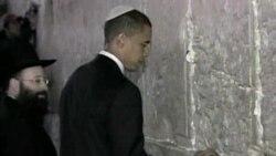 Obama Yaxın Şərqdə səfərə hazırlaşır
