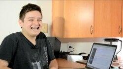 El empleado más joven de Facebook, Michael Sayman, es de origen hispano