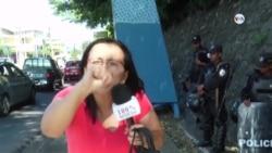 Periodistas nicaragüenses aislados en prisión