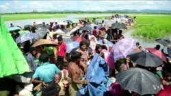 US Lawmakers: Ethnic Cleansing Taking Place in Myanmar