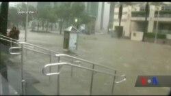 Потужний ураган «Ірма» залишив без електроенергії майже 6 мільйонів осель у Флориді. Відео