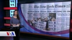 27 Haziran Amerikan Basınından Özetler