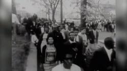 پنجاهمین سالگرد امضای قانون حقوق مدنی توسط لیندون جانسون