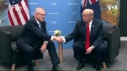 澳美德法領導人通話商討新冠病毒國際調查