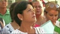 Küba'da Halk Gelecekten Umutlu