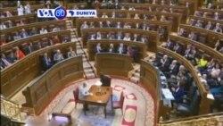 VOA60 DUNIYA: SPAIN Yan Majalissar Spain Sun Yi Muhawara Akan Shawarar Firayin Ministan Wuccin Gadin Kasar, Afrilu 06, 2016