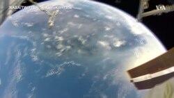 Як Земля виглядає з космосу - відео астронавта НАСА