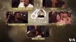 Bruno Mars leva tudo nos Grammys