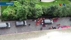 Paris'te Askerlere Saldırı: 2'si Ağır 6 Asker Yaralı