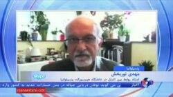 مهدی نوربخش: تهدید ایران به خروج از گفتگوهای سوریه، مصرف داخلی دارد