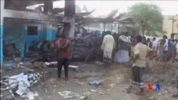 2016-08-16 美國之音視頻新聞: 沙特為首聯軍空襲擊中也門醫院