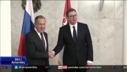 Kryediplomati rus Lavrov përfundon vizitën në Beograd