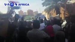 Imyigaragambyo Irwanya Guverinema ya Sudan Irakomeje