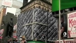 Nyu-York ko'chalarida/New York Street Art