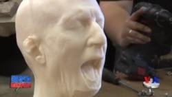 Qo'rqinchli film ustalari - Horror props