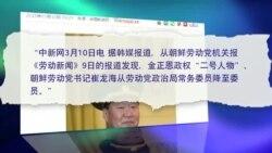 媒体观察:朝鲜二号人物崔龙海已失宠?