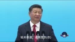 VOA连线: 习近平B20峰会口误 中国网管封杀跟贴评论