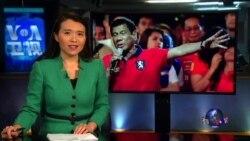 VOA连线(欧恩丹):杜特尔特当选,菲律宾的南中国海战略恐生变?