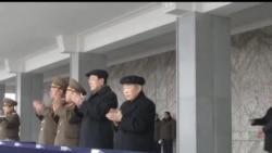 2013-02-14 美國之音視頻新聞: 美國國務卿克里敦促對北韓採取強硬措施