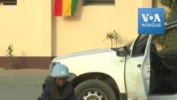 Trudeau rencontre des officières de la force de maintien de la paix en voyage au Sénégal