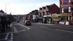 Belfast'ta 'Barış' Turizmi