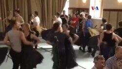 Traje de baile