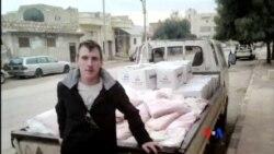 2014-11-16 美國之音視頻新聞: 伊斯蘭國組織宣稱將一名美國人斬首