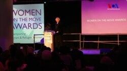 Sığınmacı Kadınlara Dayanışma Ödülü