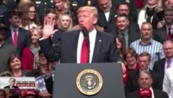 Trump – 100 Ngày Đầu: Quyết bảo vệ sắc lệnh cấm du hành mới