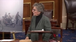 美国参议员彻夜讨论气候变化